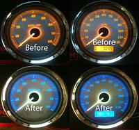 2007 to 2013 Gauges